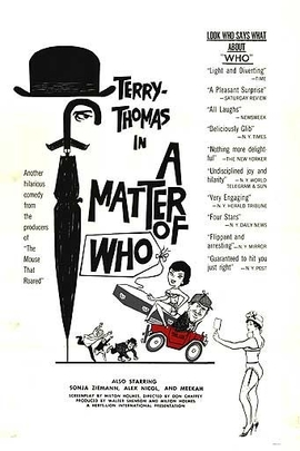 A Matter of Who( 1961 )