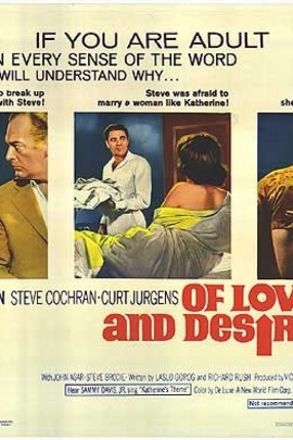 Of Love and Desire( 1963 )