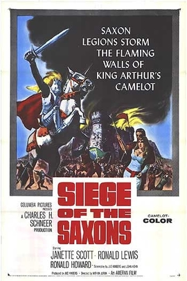 Siege of the Saxons( 1963 )