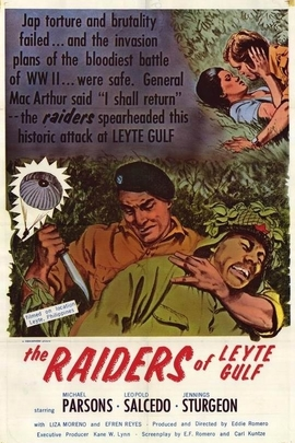 The Raiders of Leyte Gulf( 1963 )