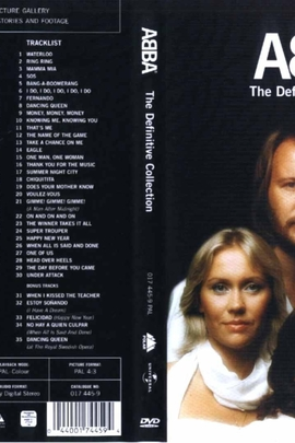 ABBA: The Definitive Collection( 2002 )