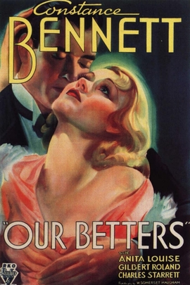 Our Betters( 1933 )