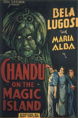 Chandu on the Magic Island( 1935 )