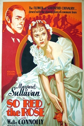 So Red the Rose( 1935 )