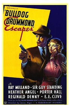 Bulldog Drummond Escapes( 1937 )