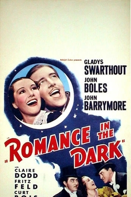 Romance in the Dark( 1938 )