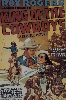 King of the Cowboys( 1943 )