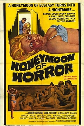 Honeymoon of Horror( 1964 )