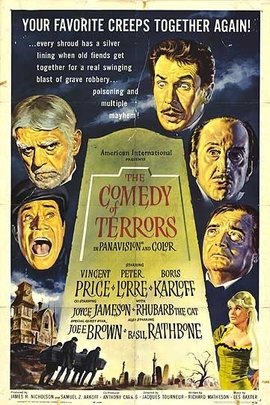 The Comedy of Terrors( 1964 )