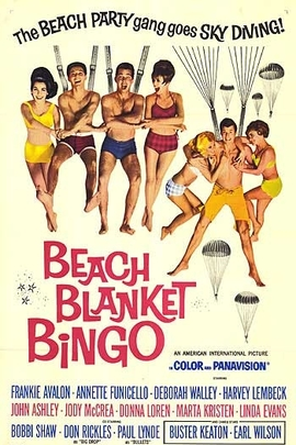 Beach Blanket Bingo( 1965 )