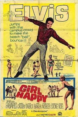 Girl Happy( 1965 )