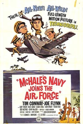 McHale's Navy Joins the Air Force( 1965 )