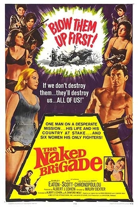 The Naked Brigade( 1965 )