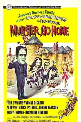 Munster, Go Home( 1966 )