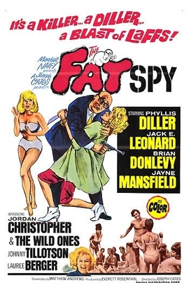 The Fat Spy( 1966 )