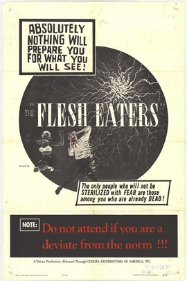 The Flesh Eaters( 1964 )