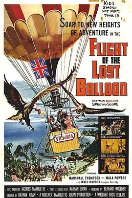 Flight of the Lost Balloon( 1962 )