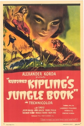 Jungle Book( 1942 )