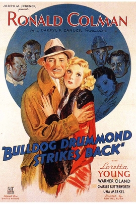 Bulldog Drummond Strikes Back( 1934 )