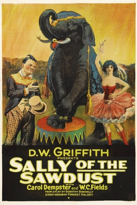 Sally of the Sawdust( 1925 )