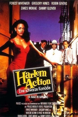A Rage in Harlem( 1991 )