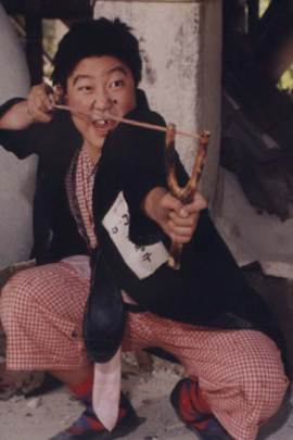 Zang Ku with a hammer and Ttaeng Chil Yi( 1998 )