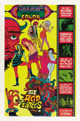 The Acid Eaters( 1968 )