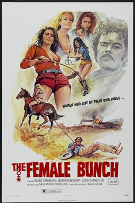 The Female Bunch( 1969 )