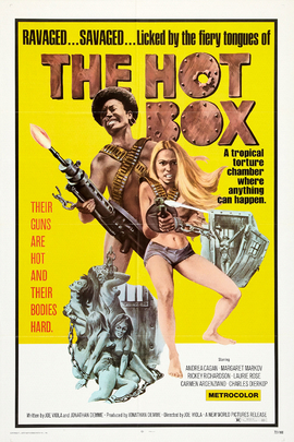 The Hot Box( 1972 )