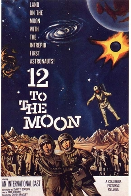 12 to the Moon( 1960 )