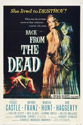 Back from the Dead( 1957 )