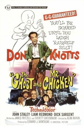 The Ghost and Mr. Chicken( 1966 )
