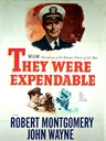 菲律宾浴血记 They Were Expendable(1945)
