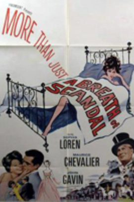 A Breath of Scandal( 1960 )