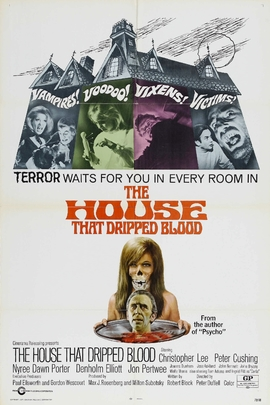 The House That Dripped Blood( 1971 )