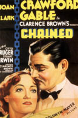Chained( 1934 )