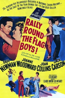 Rally 'Round the Flag, Boys!( 1958 )