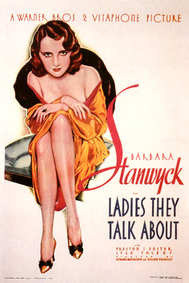 Ladies They Talk About( 1933 )