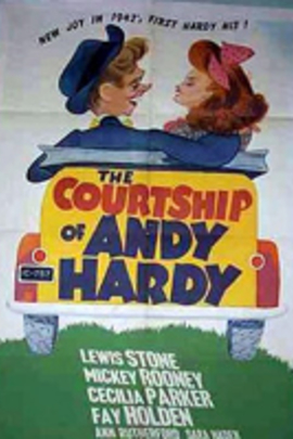 The Courtship of Andy Hardy( 1942 )