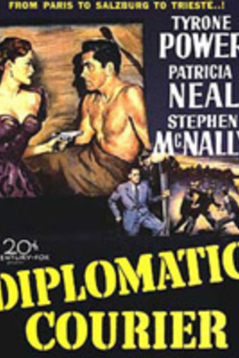 Diplomatic Courier( 1952 )