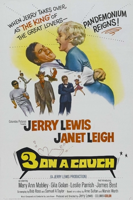 Three on a Couch( 1966 )