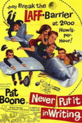 Never Put It in Writing( 1964 )