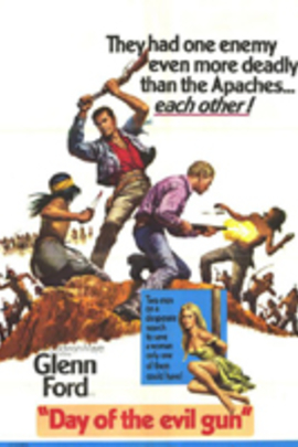 Day of the Evil Gun( 1968 )