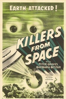 Killers from Space( 1954 )