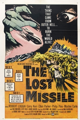 The Lost Missile( 1958 )