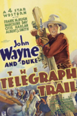 The Telegraph Trail( 1933 )
