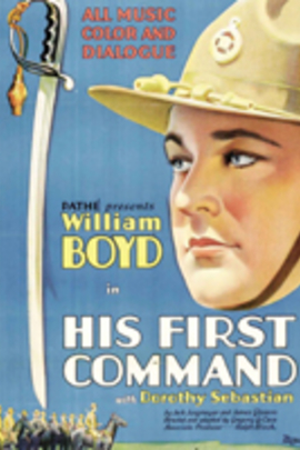 His First Command( 1929 )