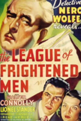 The League of Frightened Men( 1937 )