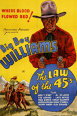 The Law of 45's( 1935 )