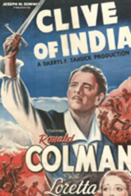 Clive of India( 1935 )